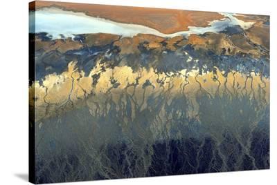 California Aerial-Tanja Ghirardini-Stretched Canvas Print