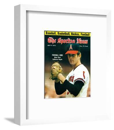 California Angels P Nolan Ryan - May 17, 1975