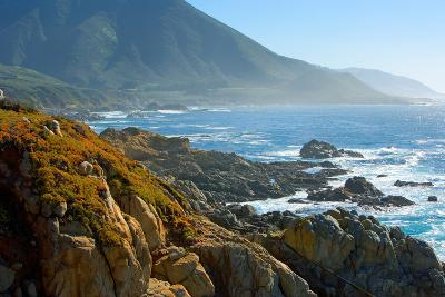 California Coast-Howard Ruby-Photographic Print