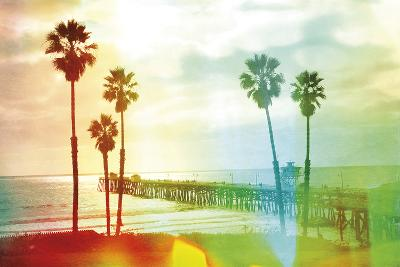 California Cool - Beach-Chuck Brody-Giclee Print