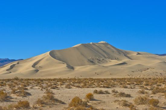 California. Death Valley National Park, South Eureka Dunes Road Scenery, Last Chance Mountain Range-Bernard Friel-Photographic Print