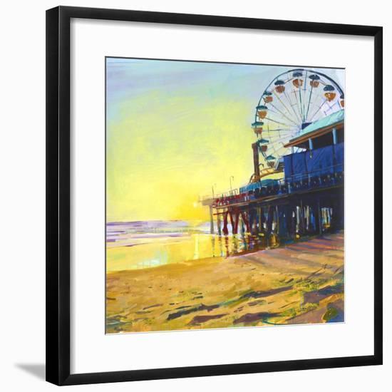 California Dreaming 2-Mercedes Marin-Framed Premium Giclee Print