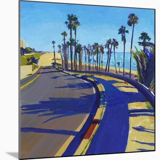 California Dreaming 3-Mercedes Marin-Mounted Premium Giclee Print