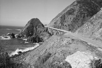 California Highway 1-Philip Gendreau-Photographic Print