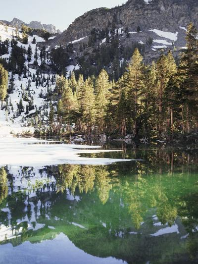 California, Inyo Nf, Emerald Lake in the Mammoth Lakes Basin-Christopher Talbot Frank-Photographic Print
