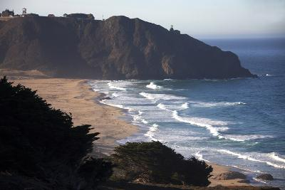 California. Pacific Coast Highway 1, South of Carmel by the Sea-Kymri Wilt-Photographic Print