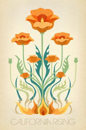 California Rising--Art Print