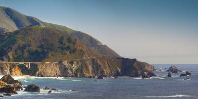 California's Big Sur Coast-Anna Miller-Photographic Print
