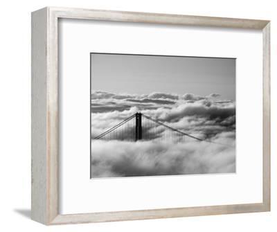 California, San Francisco, Golden Gate Bridge, USA-Alan Copson-Framed Photographic Print