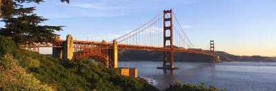 California, San Francisco, Golden Gate Bridge--Photographic Print
