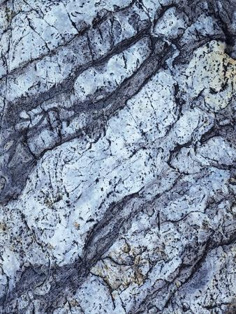 California, Sierra Nevada Mts, Inyo Nf, Patterns of a Rock Formation-Christopher Talbot Frank-Photographic Print