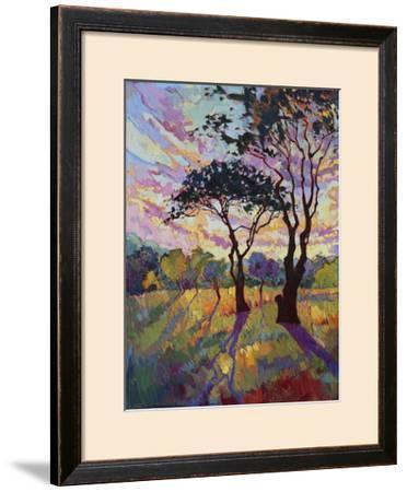 California Sky (bottom left)-Erin Hanson-Framed Giclee Print