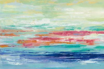 California Surf-Silvia Vassileva-Art Print