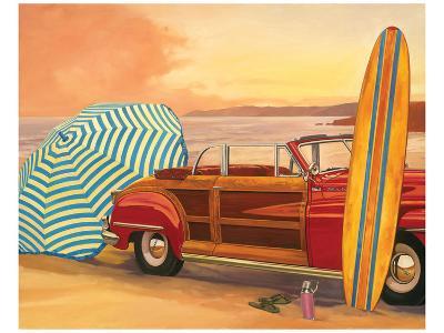 California Woody-Graham Reynolds-Art Print