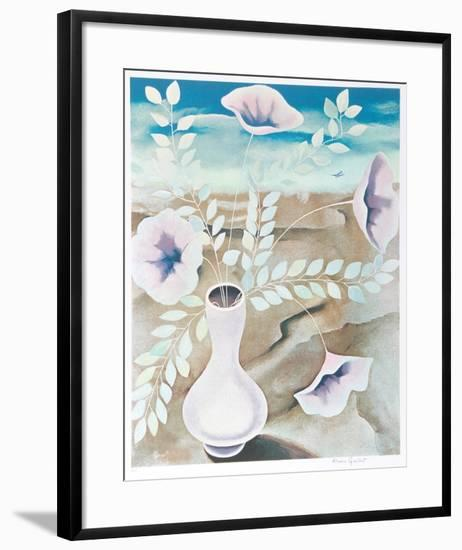 California-Alvaro Guillot-Framed Collectable Print