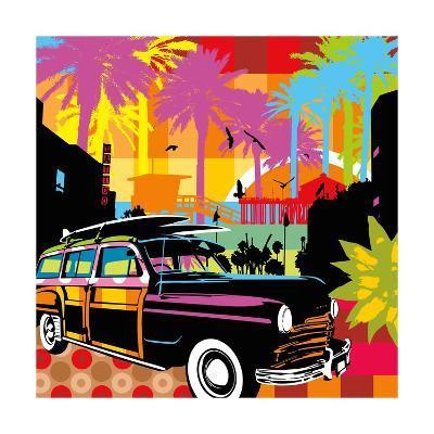California-Lobo-Art Print