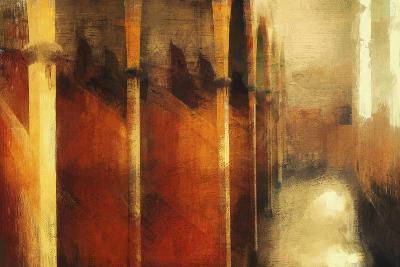 Calke Abbey Stables-Mark Gordon-Giclee Print