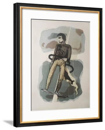 Call Me Ishmael-Benton Spruance-Framed Art Print