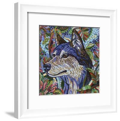 Call Wild-Erika Pochybova-Framed Giclee Print