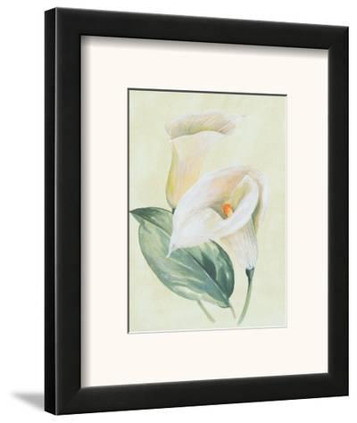 Calla Lily I-Paul Hargittai-Framed Art Print