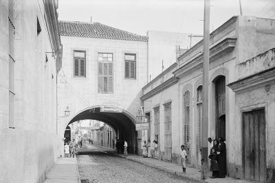 Calle Acosta, a Bit of Havana, Cuba--Photo