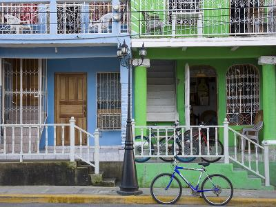 Calle Street in San Juan Del Sur, Department of Rivas, Nicaragua, Central America-Richard Cummins-Photographic Print