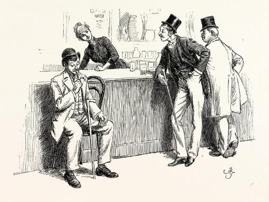 Called to the Bar--Giclee Print