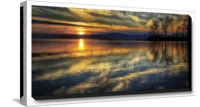 Calling it a Day-D. Burt-Stretched Canvas Print