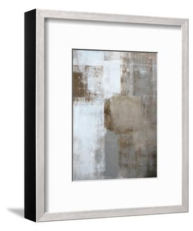 Calm and Neutral-T30Gallery-Framed Art Print