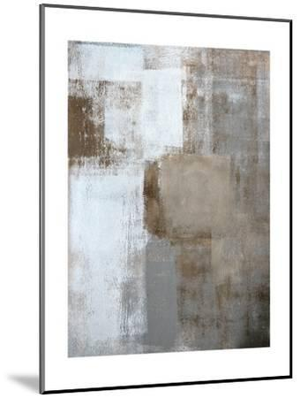 Calm and Neutral-T30Gallery-Mounted Art Print