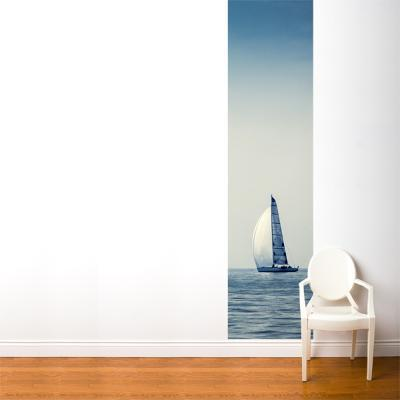 Calm Blue--Wall Mural