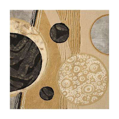 Calm Circles I-Irena Orlov-Art Print
