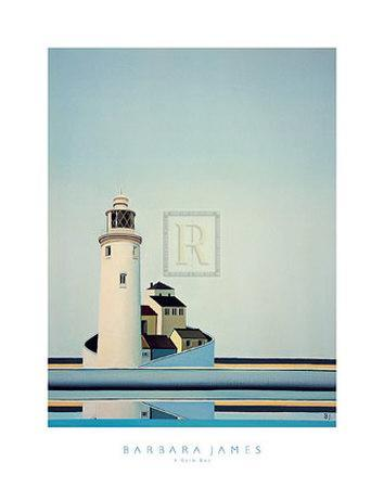 Calm Day-Barbara James-Art Print