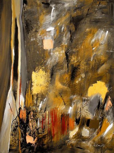 Calm Out Of Chaos 2010-Ruth Palmer-Art Print