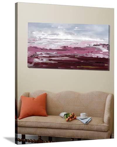 Calm purple-Doris Savard-Loft Art