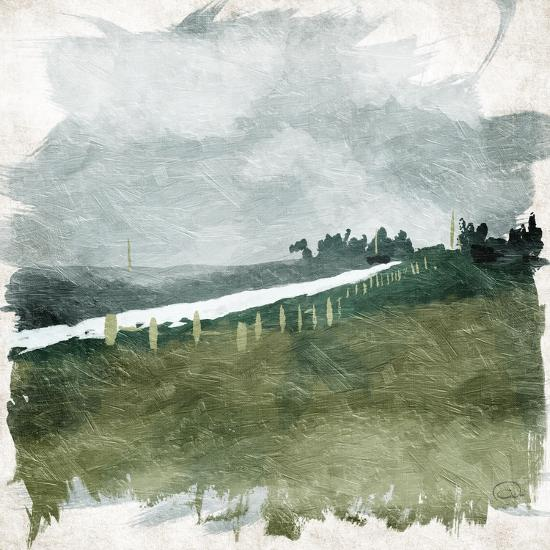Calm Rain-OnRei-Art Print