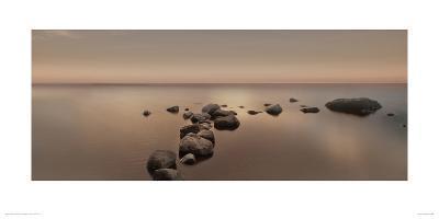 Calm Sea-Ian Winstanley-Giclee Print