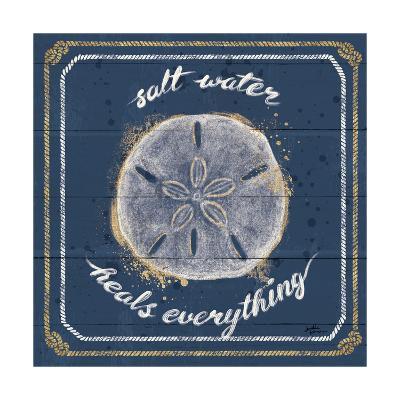 Calm Seas IV-Janelle Penner-Art Print