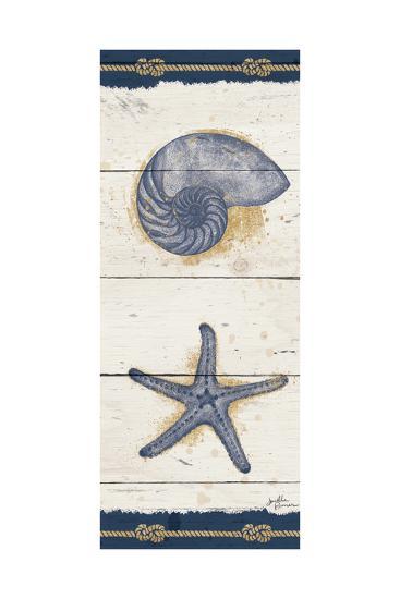Calm Seas VII-Janelle Penner-Art Print
