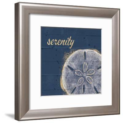Calm Seas X-Janelle Penner-Framed Art Print