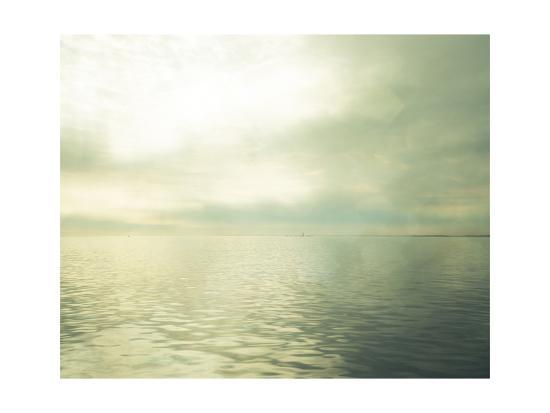 Calm Waters II-Sonja Quintero-Art Print
