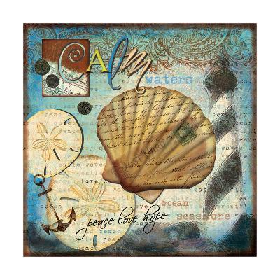 Calm-Victoria Hutto-Art Print