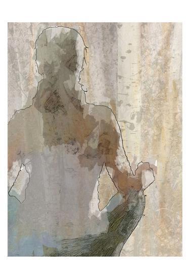 Calming Pose-Taylor Greene-Art Print