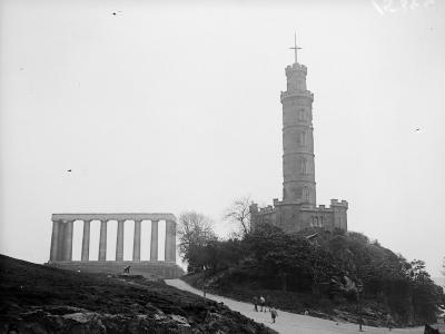 Calton Hill--Photographic Print