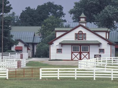 Calumet Horse Farm, Lexington, Kentucky, USA-Adam Jones-Photographic Print