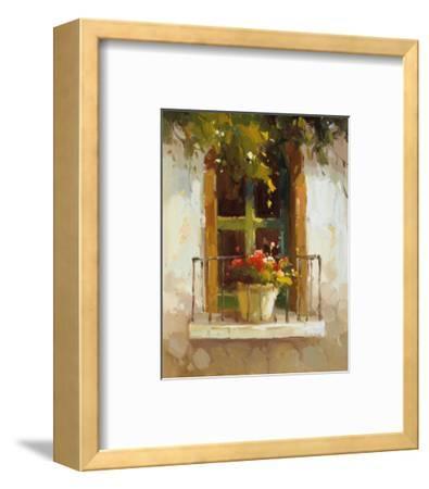 Romantic Window II