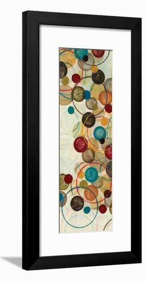 Calypso Panel I-Jeni Lee-Framed Art Print