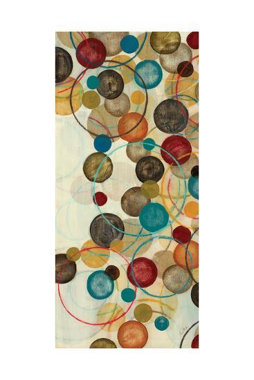 Calypso Panel III-Jeni Lee-Art Print