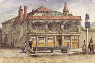 Camberwell, London, 1850-JT Wilson-Giclee Print