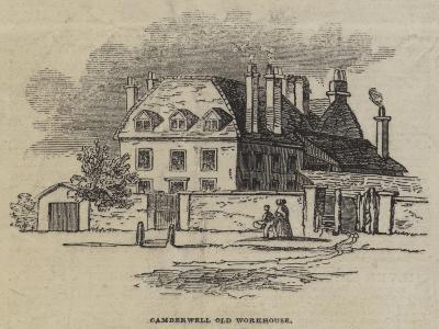 Camberwell Old Workhouse--Giclee Print